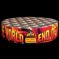 End Of The World 500 Shot